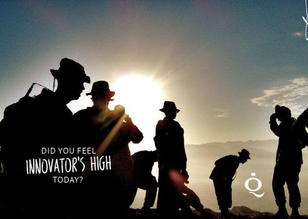 Innovator's High