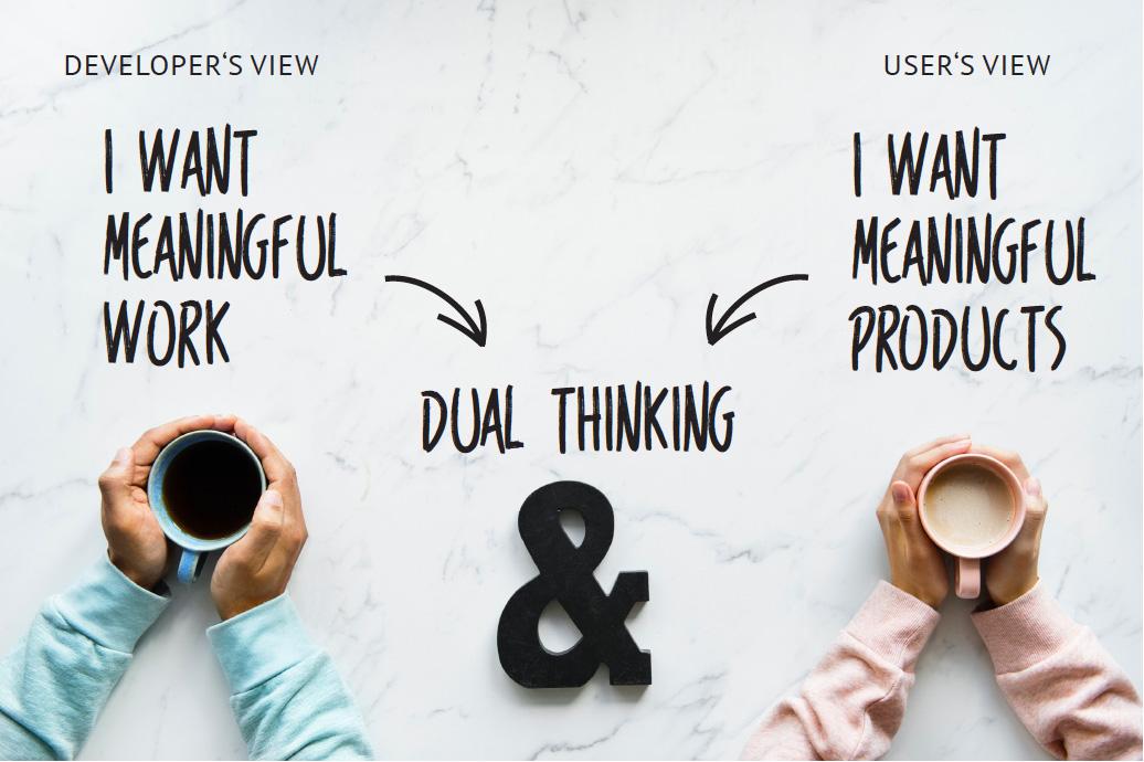 Dual-Thinking