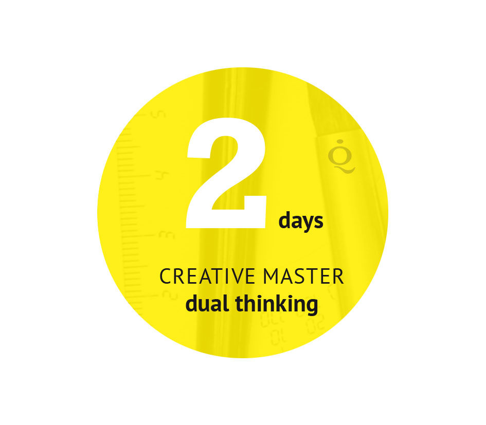 Creative Master Icon / Dual Thinking