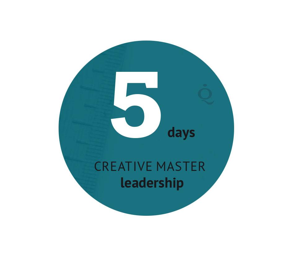 Creative Master Leadership Icon